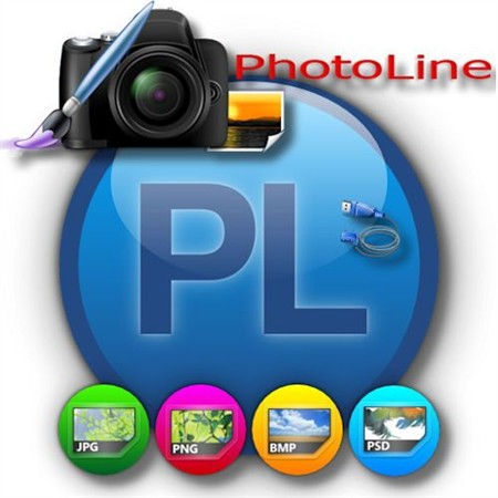 PhotoLine 17.51 ML/Rus Portable