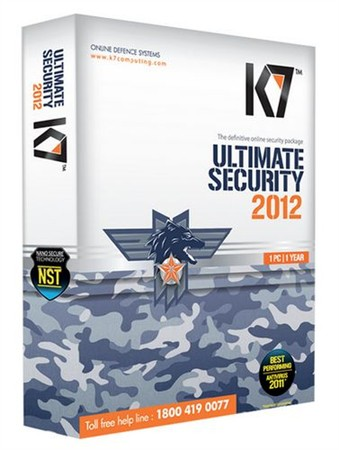 K7 Ultimate Security 2012 12.1.0.15 x86 x64 RUS